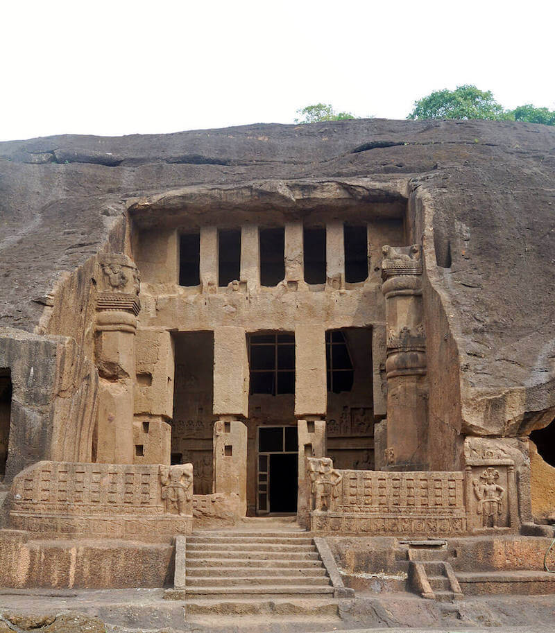 Kanheri Caves - Place to visit in mumbai
