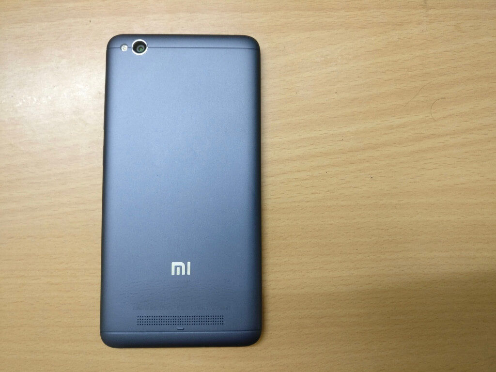 Redmi 4A Back