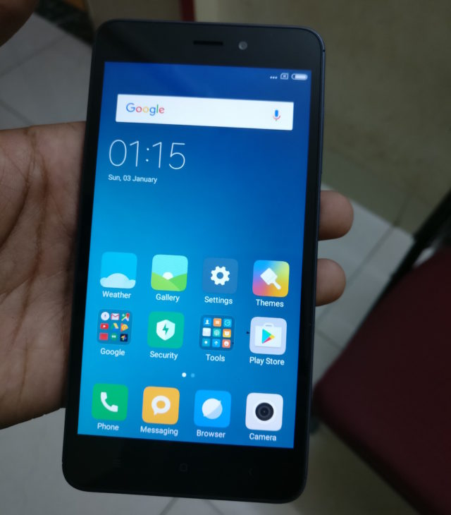 Redmi 4A Review