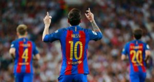 500 career goals for lionel messi