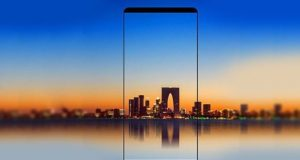 gionee S7 Launch - eight bezel-less display