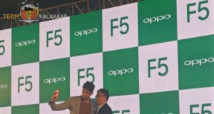 Sidharth Malhotra At OPPO F5 launch