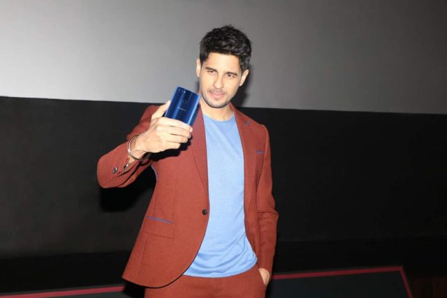 OPPO F5 Sidharth Limited Edition