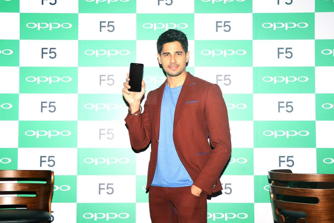 F5 Sidharth Limited Edition