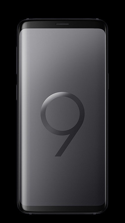 galaxy s9 midnight black